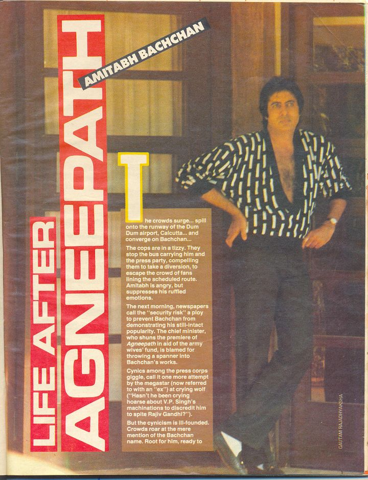 Blast from the Past: Life After Agneepath - Amitabh Bachchan Interview