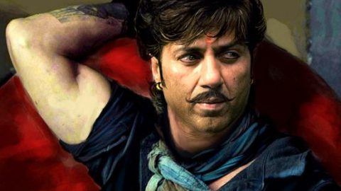 Sunny Deol's First Look in Bhaiyyaji Superhit