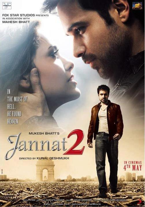 "Sanket's Review: ""Jannat 2"" concentrates on everything apart from script."