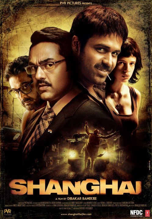 Shanghai Movie Review by Anupama Chopra