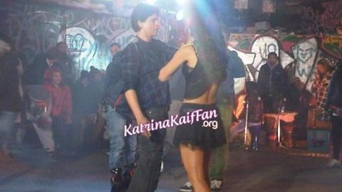 SRK Katrina Pictures from Sets of Yash Chopra Movie (Updated)
