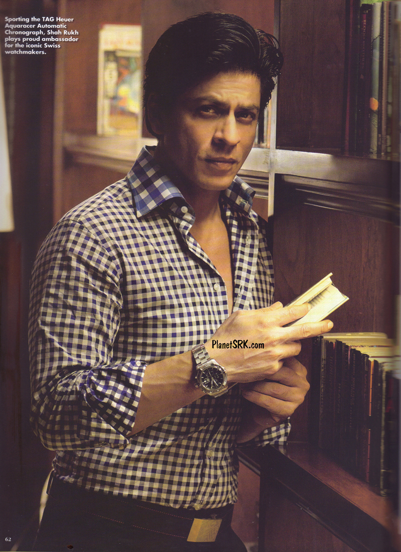 Special Feature: SRK's Recent Interview In OK! Magazine