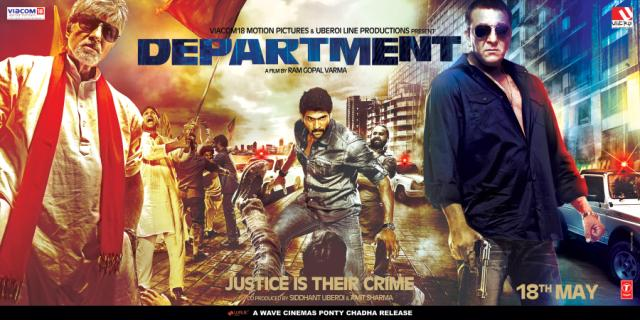 Department Movie Review by Taran Adarsh