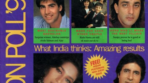 What India thought on 1993, Poll results on Top Stars, Top Movies etc