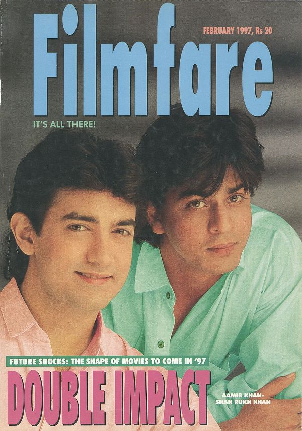 Blast from the Past: Double Impact - Aamir Khan Shah Rukh Khan