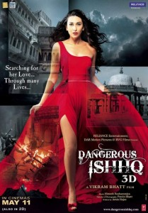 Dangerous Ishhq Rediff Movie Review