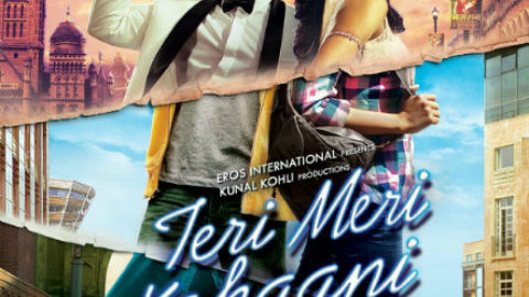 "Sanket's Review: ""Teri Meri Kahaani"" fizzles post-intermission."