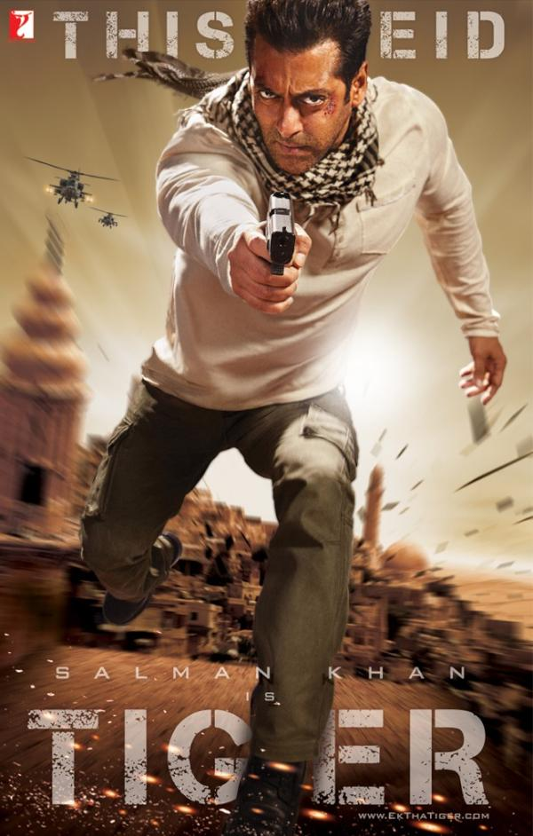 "Sanket's Review: ""Ek Tha Tiger"" is your ""sip-the-cola-chew-the-corn-and-enjoy"" film."