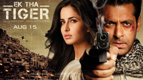 Ek Tha Tiger Posters Updated
