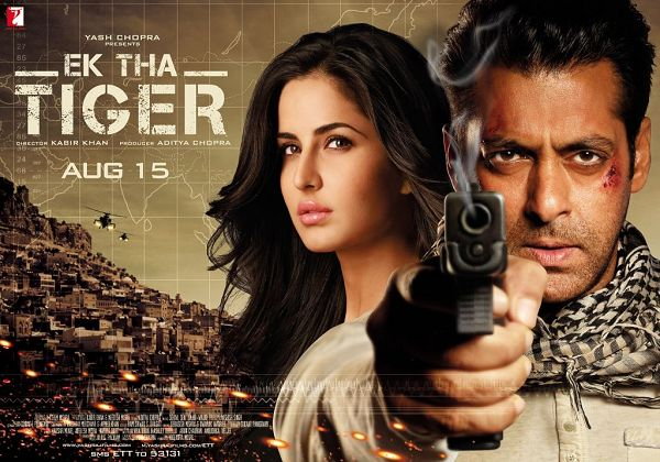 Ek Tha Tiger Rediff Movie Review by Sukanya Verma