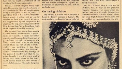 Blast from the Past: Rekha's Interview about her affair with Amitabh Bachchan