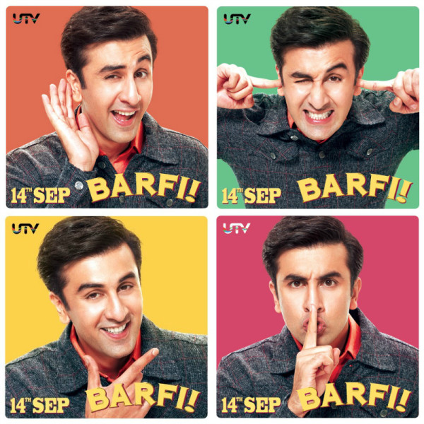 Barfi Movie Review by Taran Adarsh