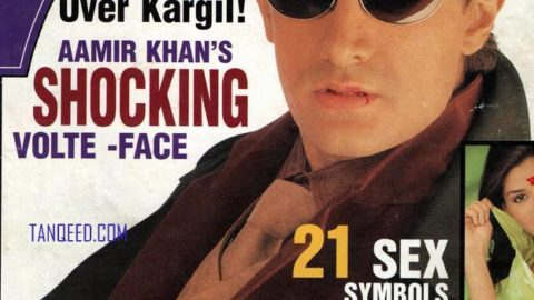 Blast from the Past: Outrage Over Kargil! Aamir Khan's Shocking Volte-Face