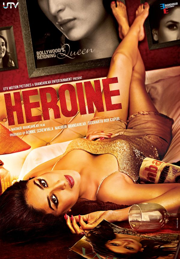 Heroine First Look Posters