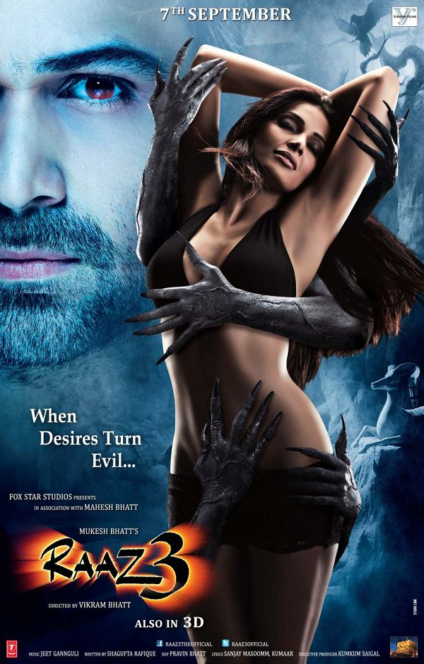 Raaz 3 Movie Review By Taran Adarsh