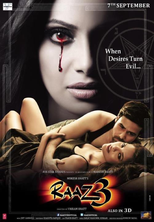 "Sanket's Review: ""Raaz 3 (3d)"" is a compelling horror, but only in spurts."