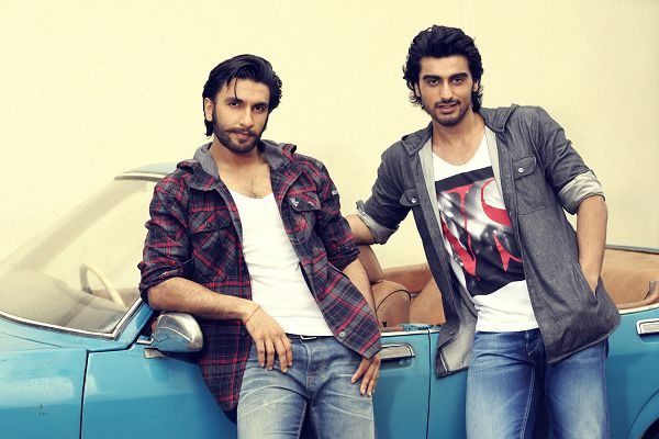First Look Still of Gunday starring Ranveer Singh, Arjun Kapoor