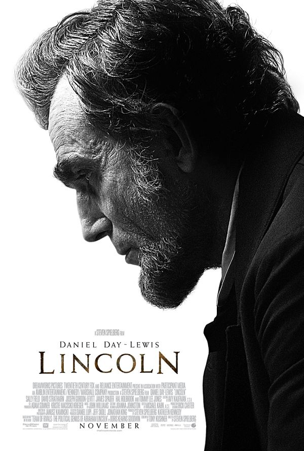 First Look of Daniel Day-Lewis from Steven Spielberg's Lincoln Updated