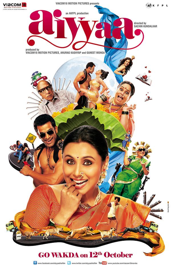 Aiyyaa Movie Review by Taran Adarsh