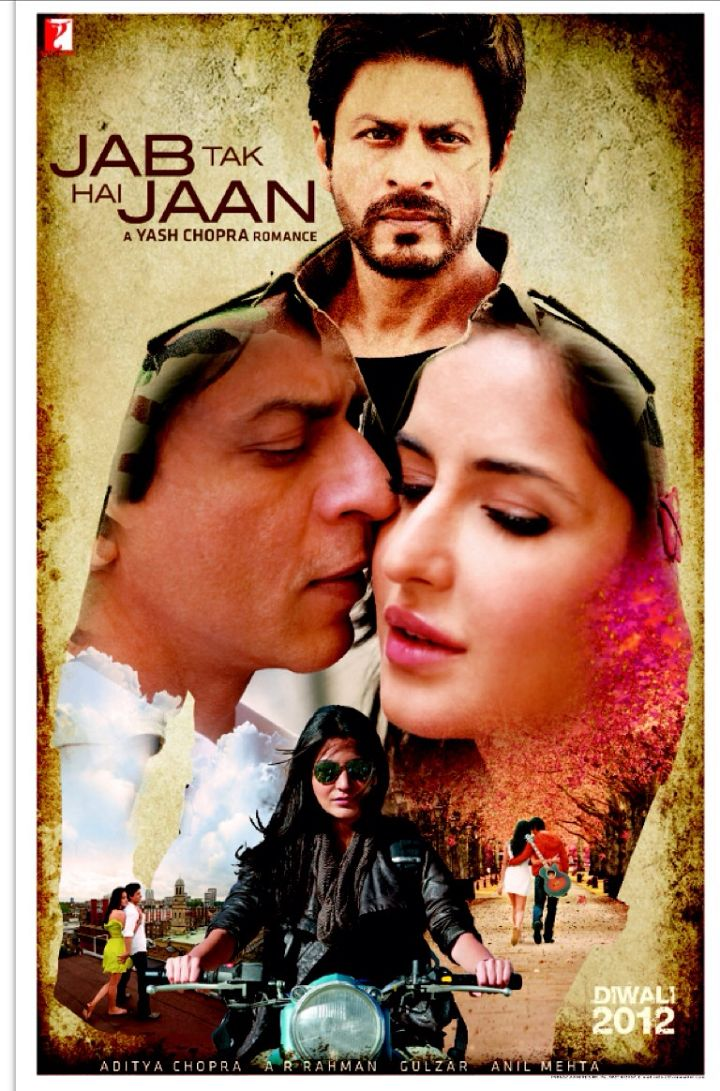 "Sanket's Review: ""Jab Tak hai Jaan""- amidst its long run-time, it has moments in it."