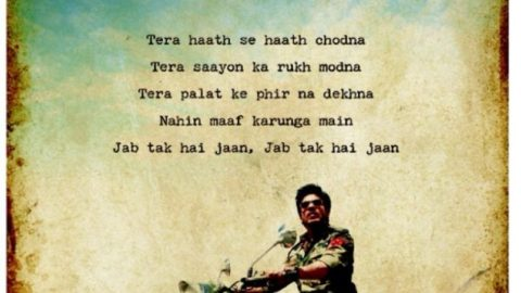 "My thoughts on Jab Tak hai Jaan : The Death of ""Raj"""