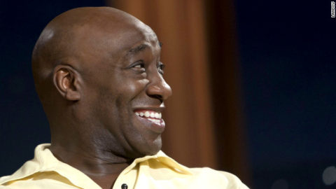 Michael Clarke Duncan, Academy Award nominee for 'The Green Mile,' dead at 54
