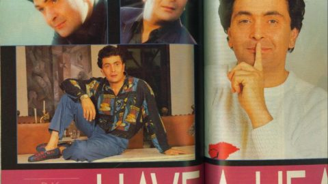 Blast from the Past: Rishi Kapoor Interview from the 90s