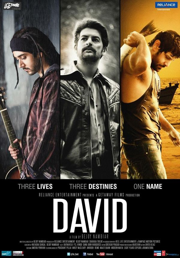 David First Look Poster and Synopsis