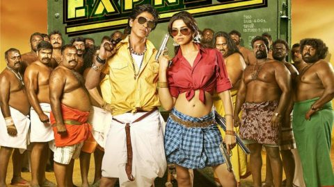 Chennai Express First Look Poster