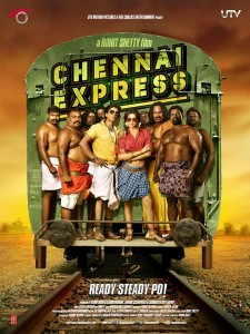 Chennai Express Movie Review by Sputnik