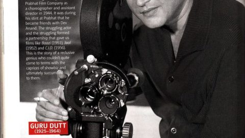 Poet of Angst – Filmfare Article on Guru Dutt
