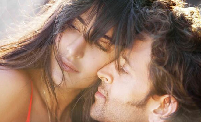 First Look Still of Hrithik and Katrina from Bang Bang