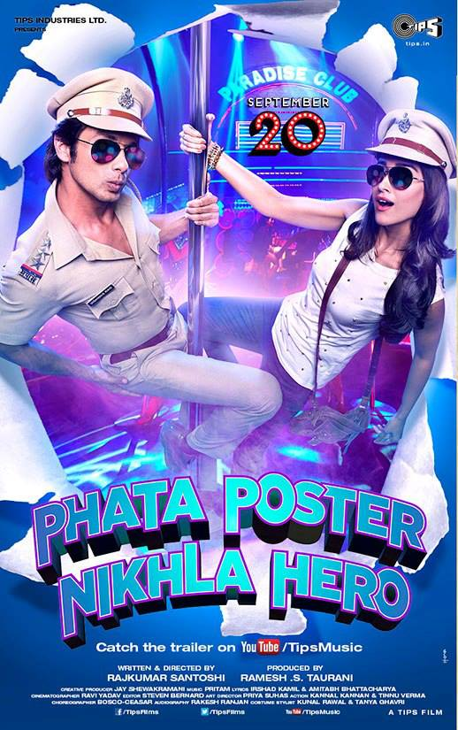 Phata Poster Nikhla Hero First Look Poster