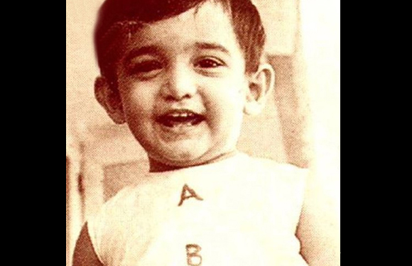 Guess Who? Childhood Pictures of Bollywood Celebs