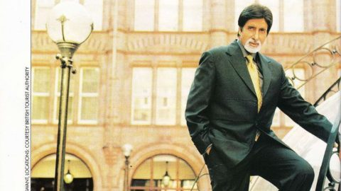 Blast from the Past: Amitabh Bachchan's Filmfare Interview from 2001