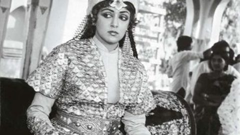 Blast from the Past: Hema Malini's Stardust Interview from the sets of Razia Sultan