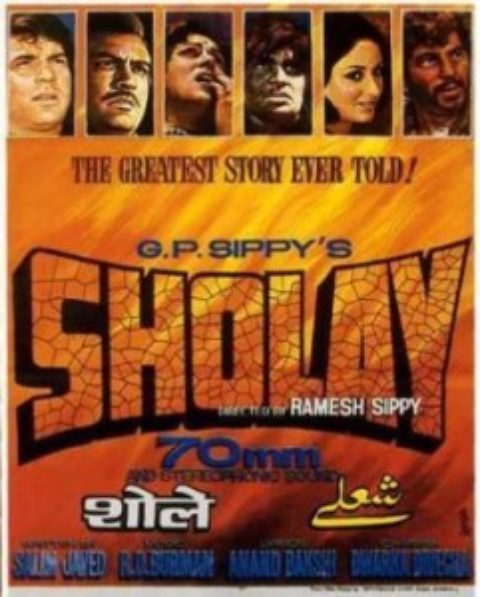 Sholay (3d) …its not just a review.