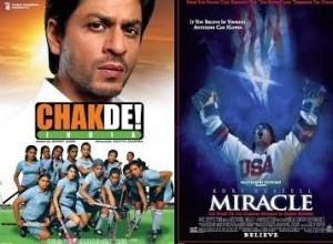 cinderella man and chak de india