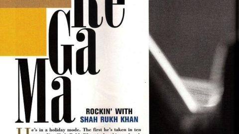 Blast from the Past: Shah Rukh Khan's Filmfare Interview from 2002