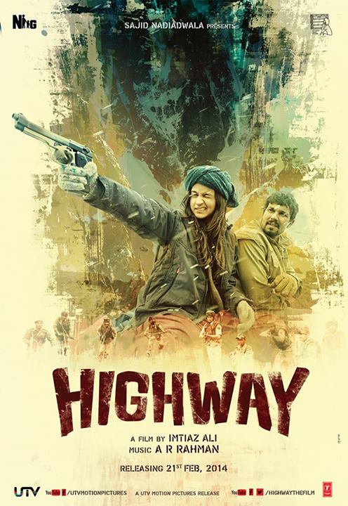 Highway First Look Posters