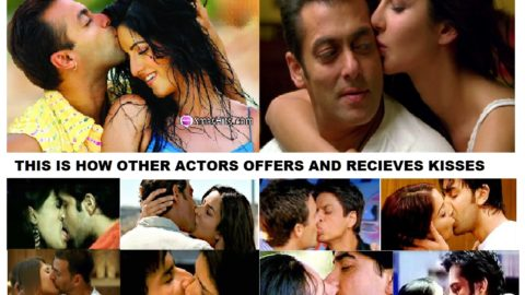 When Salman Khan is Simple, others are Explicit
