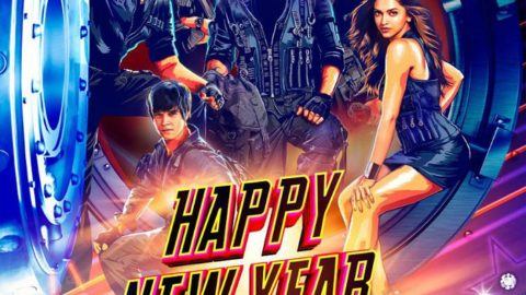 Happy New Year First Look Poster