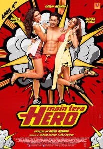 Main Tera Hero Movie Review By Taran Adarsh