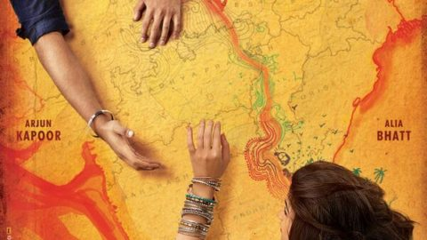 2 States First Look Poster