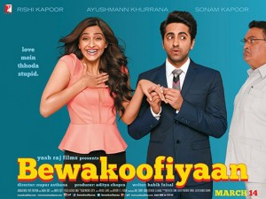 Sanket's Review: Bewakoofiyan is light-hearted fun