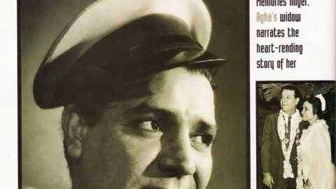Filmfare Interview on Agha and Jalal Agha