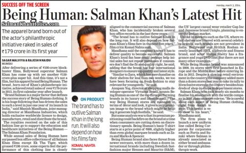 Latest on Being Human