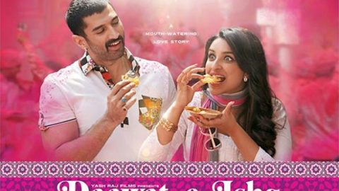 Daawat-e-Ishq First Look Poster