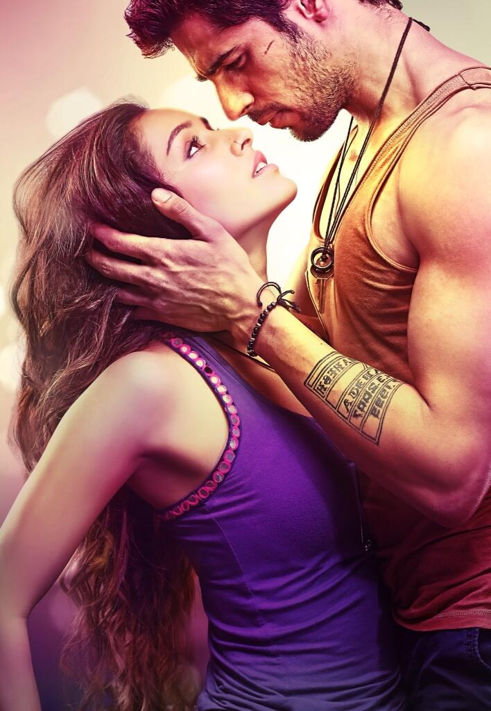 First Look Still of Ek Villain