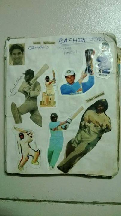 Some Childhood memories on Sachin Tendulkar's Birthday